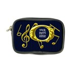 Golden Music Coin Purse