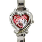 love - Heart Italian Charm Watch
