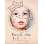 birthdaycard - Greeting Card 4.5  x 6
