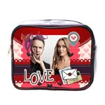love - Mini Toiletries Bag (One Side)