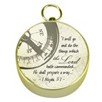 Nephi compass - gold - Gold Compass