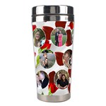 Roses and rose petals stainless steel Travel Mug - Stainless Steel Travel Tumbler
