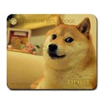 DOGE - Large Mousepad
