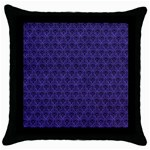 Haunted Mansion Pillow - Throw Pillow Case (Black)