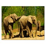 Puzzel   2-Chimps - Jigsaw Puzzle (Rectangular)