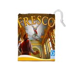 fresco bag - Drawstring Pouch (Medium)
