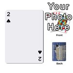 Family Cruise Cards - Playing Cards 54 Designs