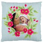 flower kids - Standard Flano Cushion Case (One Side)
