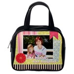 mothers day - Classic Handbag (One Side)
