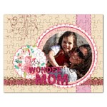 mothers day - Jigsaw Puzzle (Rectangular)