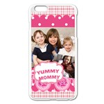 mothers day - iPhone 6 Plus/6S Plus Enamel White Case