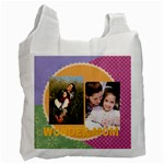 mothers day - Recycle Bag (One Side)