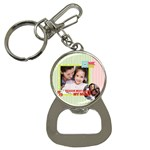 mothers day - Bottle Opener Key Chain