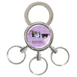mothers day - 3-Ring Key Chain