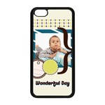kids - iPhone 5C Seamless Case (Black)