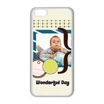 kids - iPhone 5C Seamless Case (White)
