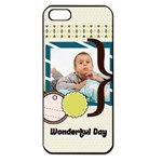 kids - iPhone 5 Seamless Case (Black)