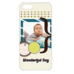 kids - iPhone 5 Seamless Case (White)