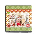 xmas - Memory Card Reader (Square)