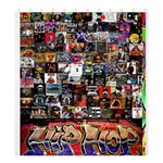 hiphop - Shower Curtain 66  x 72  (Large)