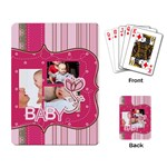 baby - Playing Cards Single Design (Rectangle)