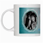 Unplugged mug - White Mug