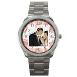 wedding - Sport Metal Watch
