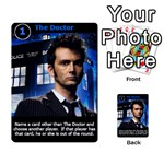 Dr Who Love Letter - Multi-purpose Cards (Rectangle)