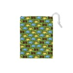 Glass Road - Landscape Tiles - Drawstring Pouch (Small)