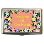 Kim MOrris Cigarette Holder - Cigarette Money Case