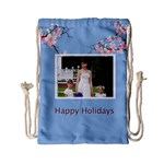 spring - Drawstring Bag (Small)