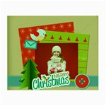 xmas - Small Glasses Cloth