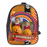 halloween - School Bag (XL)