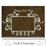 2019 Calender Beloved - Wall Calendar 11  x 8.5  (12-Months)