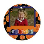 halloween - Ornament (Round)