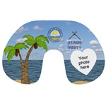 Tropical Travel Neck Pillow