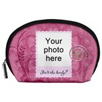 Pretty Pink Accessory Pouch - Accessory Pouch (Large)