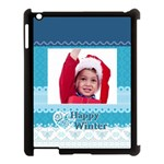 xmas - Apple iPad 3/4 Case (Black)