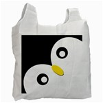 Penguin - Recycle Bag (One Side)
