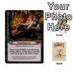 Hobbit Love Letter Retheme 3 Decks - Playing Cards 54 Designs (Rectangle)