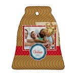 xmas - Bell Ornament (Two Sides)