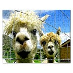 Enhanced Lamas : Puzzell - Jigsaw Puzzle (Rectangular)