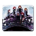 Stand Still, Stay Silent mousepad - Large Mousepad