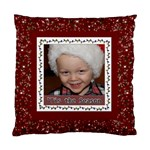 Tis The Season Cushion Case - Standard Cushion Case (One Side)