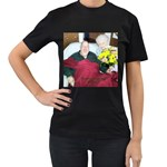 forever in my heat extra large - Women s T-Shirt (Black)