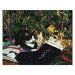 the Right House: Socks Puzzle 2015 - Jigsaw Puzzle (Rectangular)