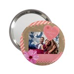 love - 2.25  Handbag Mirror