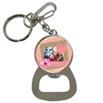 love - Bottle Opener Key Chain