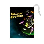 GalaxyTrucker Variant  - Drawstring Pouch (Large)