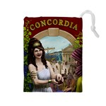 Concordia Salsa Tile bag regular cover - Drawstring Pouch (Large)
